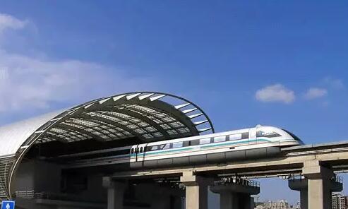磁悬浮列车原理,和高铁的区别有哪些