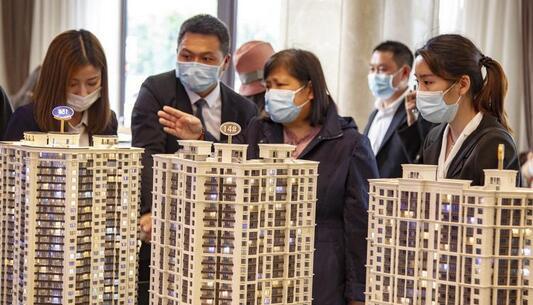 在上海买房的血泪史,新房市场愈发火爆