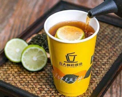 一杯柠檬茶撬动千亿茶饮市场,柠檬茶的巨大增长空间,未来势必将引起一番混战
