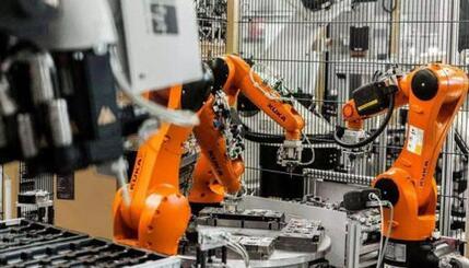 人口压力之下,工业机器人产业赛道上行压力大,但机器人的增长动力强劲
