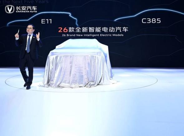 """中国汽车品牌长安率先迈入""""2000万俱乐部""""阵营,业绩步入正轨"""