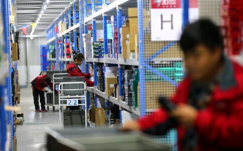 京东物流的现状分析:无法脱离集团,企业的发展策略调滞后