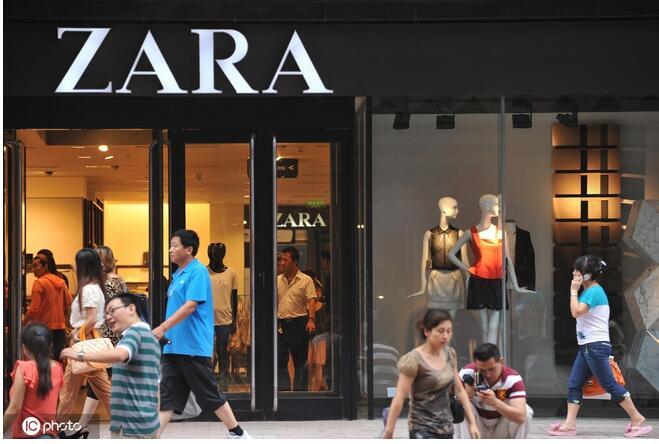 ZARA以次充好再被罚,快时尚品牌光环不再