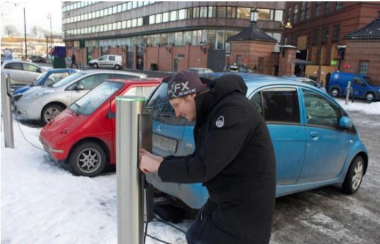 """蔚来的北欧战略从挪威出发,挪威为什么被称为""""纯电车之国""""?"""