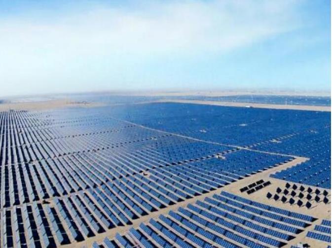 """中国光伏已处于全球领先水平,光伏将成为""""碳达峰""""""""碳中和""""强劲引擎"""