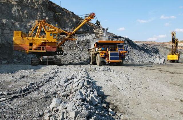 发改委鼓励企业拓宽铁矿石进口渠道,保障铁矿石供给