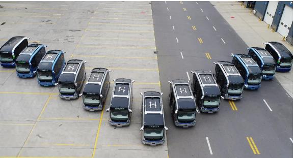 這家老牌車企官宣L4無人駕駛車已批量下線,直接去掉方向盤!