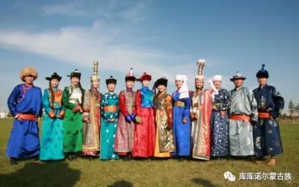 蒙古族服饰特点与来历【蒙古族服装图案图片大全】