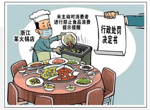 《北京市反食品浪费规定》施行,餐饮单位不得诱导超量点餐、不得设低消