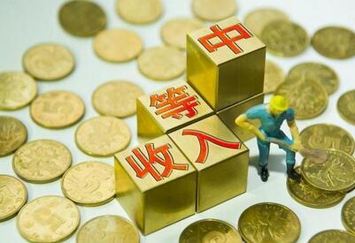 中等收入是多少?中等收入的划分标准是怎样的?