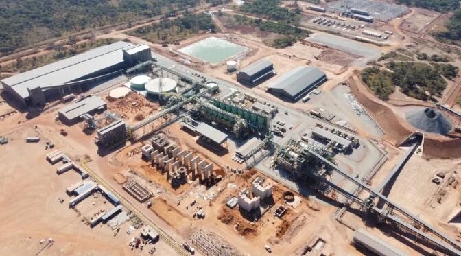 紫金矿业旗下又一世界级铜矿建成投产,最高年产80万吨铜