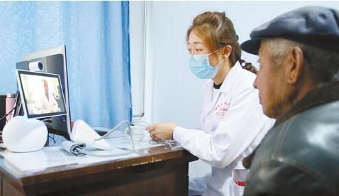 """""""互联网+医疗健康""""让群众更加有""""医""""靠,西宁市第一医疗集团智慧医院建设惠及基层群众"""