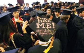 近年來的大學生就業狀況,我國畢業生就業形勢分析