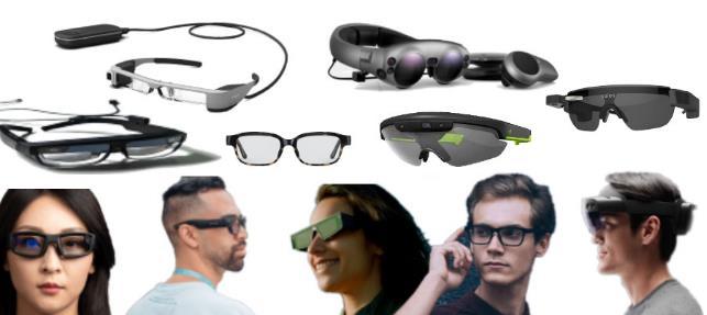 Facebook、亞馬遜領銜,2021年十大AR眼鏡盤點!