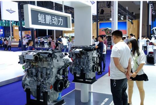 如何打造一个真正的国际车展?重庆车展上混动、新能源初起步