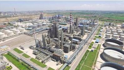 """宁夏化工产业拓宽集群发展路 ,宁夏石化首套拥有自主知识产权的""""45/80""""大化肥项目"""