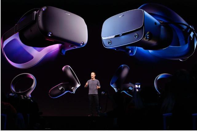 Facebook大肆收购VR公司,它想要垄断VR市场吗?