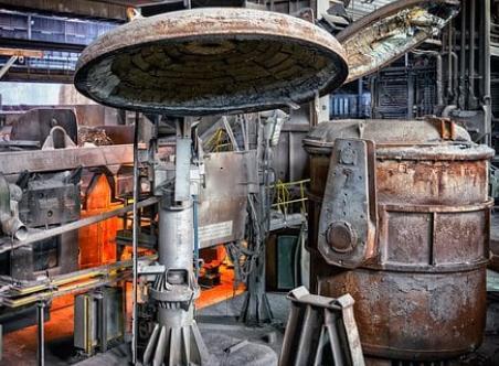 中國鋼鐵工業發展歷史、現狀與將來