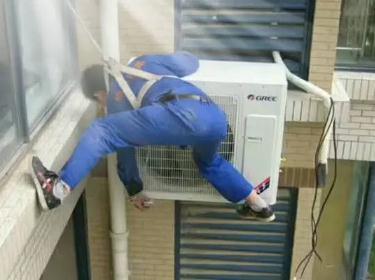 空调外机不转是什么原因怎么解决,空调内机正常外机不转维修要多少钱