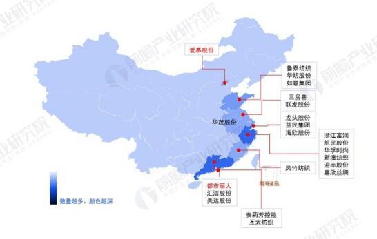 中国女士内衣规模与竞争格局分析,上市公司全方位对比