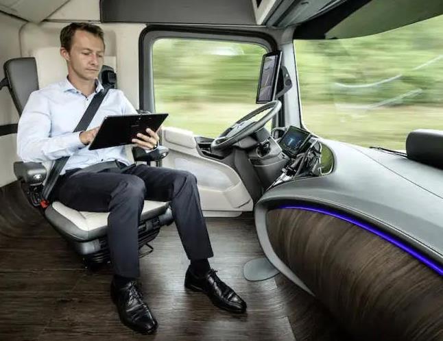 2021年,自动驾驶卡车迎拐点