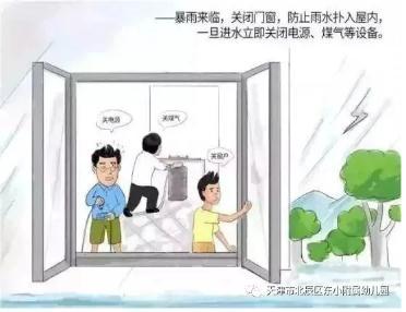 强降雨天气十大健康提示,强降雨天气安全注意事项与防范措施