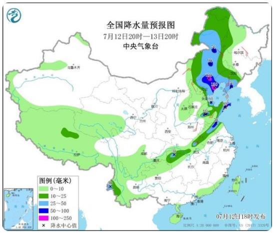 多地降雨量破歷史極值,強降雨天氣安全注意事項來了!