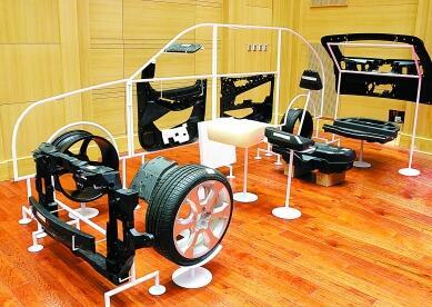 中石化研发绿色环保汽车轻量化材料,实现全产业链贯通式创新