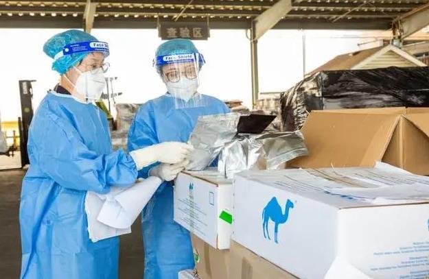 2.2吨!这些骆驼奶粉都是假的,北京海关首次查获进口不合格骆驼奶粉