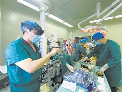 基于虛擬混合現實技術精準實施側肱骨髁粉碎骨折切開復位內固定術