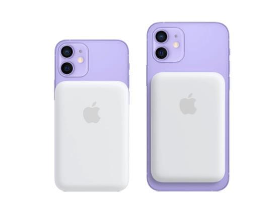 苹果发布了一款MagSafe充电宝 支持无线充电售价749元