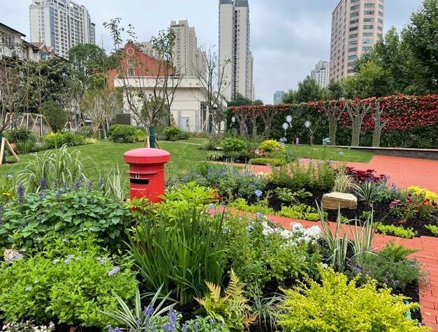 上海市中心寸土寸金,如何把边角料变为上好料