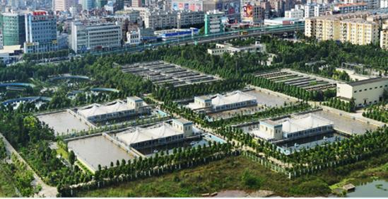 我國最大規模的MSBR污水廠:廣西南寧市江南污水處理廠二期介紹