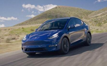特斯拉Model Y2021年前四月销量远超Model 3,高达53102辆