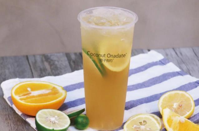 柠檬茶走向全国,成为新茶饮的新宠