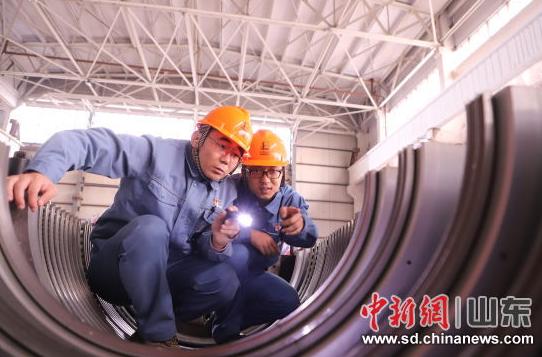 """齐鲁石化热电厂构建""""三三""""体系,全力完成艰巨生产发展任务"""