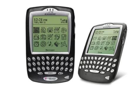曾经红极一时,手机全键盘鼻祖黑莓,现在怎么样了?