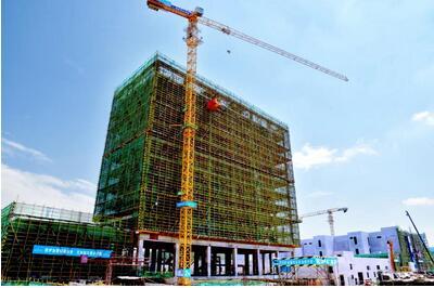 每一天都有企業成立,每一天都有廠房拔地而起,這是長沙高新區的常態