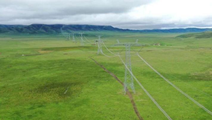 131亿千瓦时!青豫特高压启动输电一周年成绩单