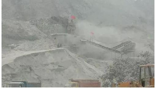 一文了解露天矿山生产中粉尘污染产生的原因及治理对策