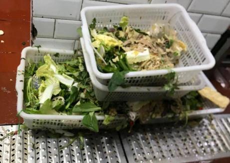 饭店厨余垃圾怎么收费?非居民厨余垃圾处理计量收费工作初期实施受阻