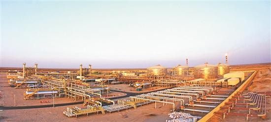 """中国石油海外油气生产业务带动""""一带一路""""油气合作高质量发展"""