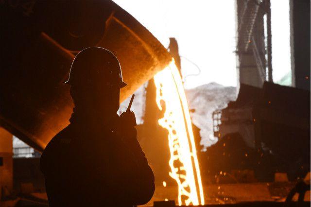 上半年粗钢产量仍增长11.8%,粗钢产量压减任务艰巨
