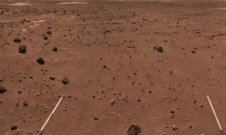 """""""祝融号""""火星车开始穿越复杂地形地带,表面磁场探测仪等开机工作获取科学数据"""