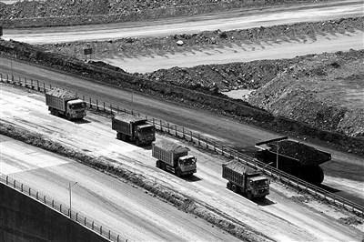 上半年煤炭供应紧俏,促使煤炭价格一直高位运行