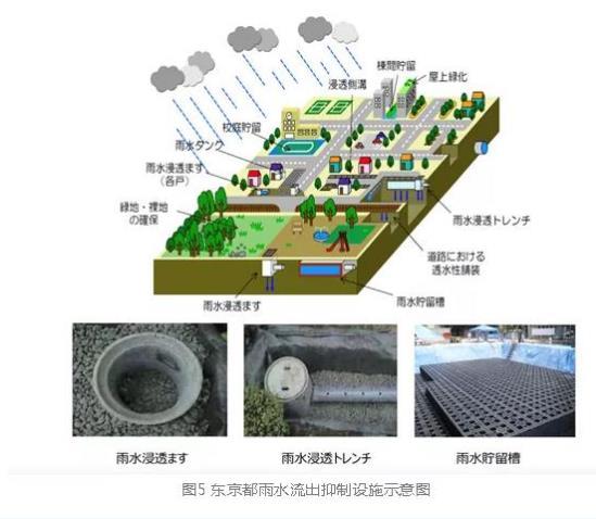 什么是海绵城市?东京排水能力如此强是建设了海绵城市吗?