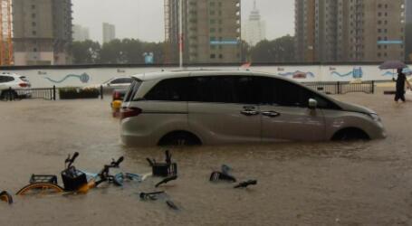 鄭州暴雨因地下空間溺亡39人,全市共遇難292人【附鄭州暴雨各縣區死亡人數】