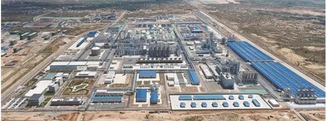 分析我国国内首套乙烷制乙烯一体化项目核心竞争力