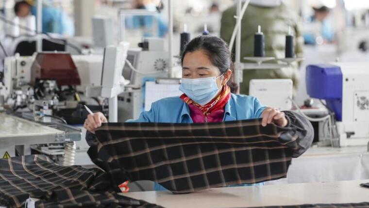 """""""回流""""订单减缓趋势明显,出口下滑的纺织服装企业还香吗?"""