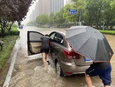 郑州的泡水车都去哪儿了?记者探访结果让人吃惊【附 泡水车怎么看得出来】